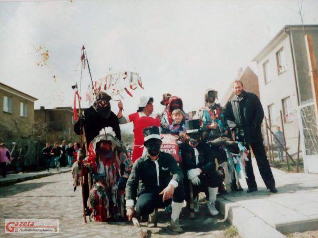 Siwki w Mosinie - 1992 r.