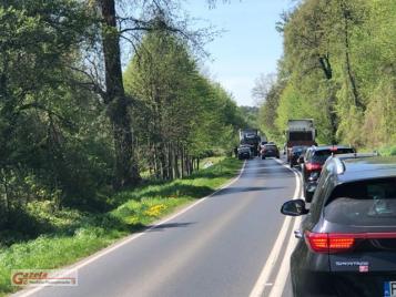 Wypadek Puszczykowo - Szosa Poznańska