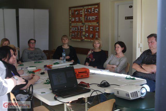 Pierwsza pomoc w praktyce - szkolenie w Mosinie