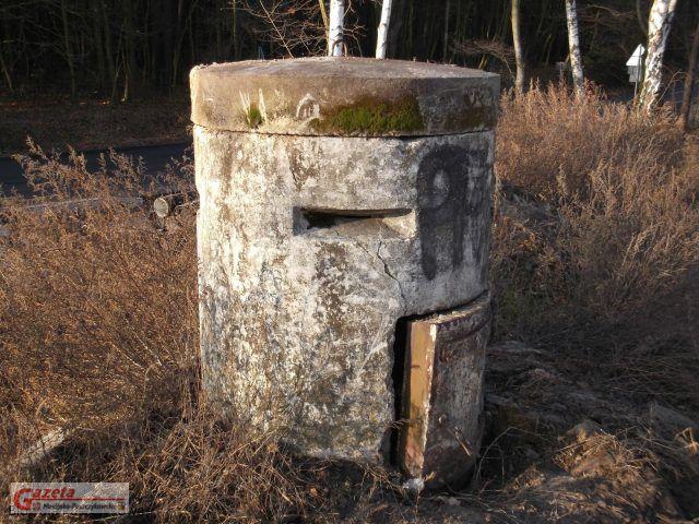 bunkier przed renowacją