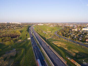 Autostrada A2 - obwodnica Poznania - powiększyła się o trzeci pas drogowy