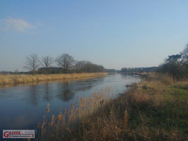 rzeka Warta w okolicy Jaszkowa