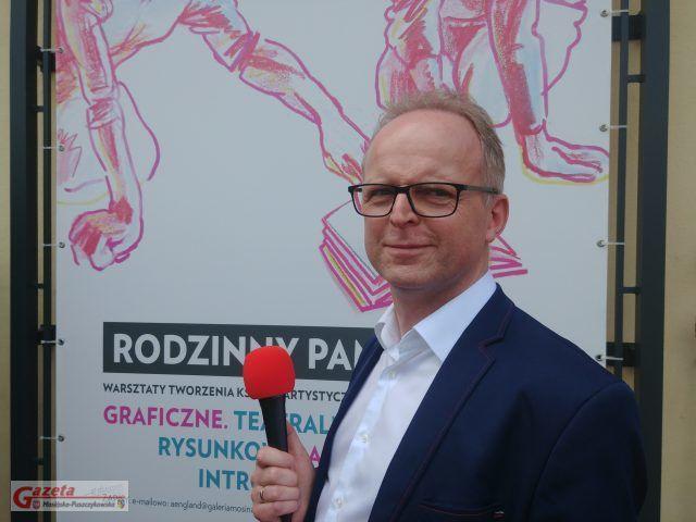 Adam Ejchorst, zastępca burmistrza Mosiny