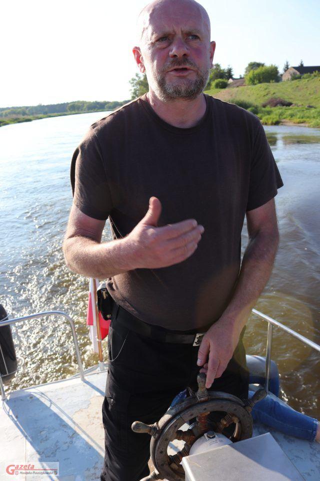 Pan Jacek, kapitan statku