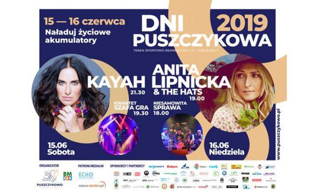 Dni Puszczykowa 2019 - plakat