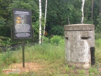 schron przeciwodłamkowy Ein Mann Bunker z okresu II wojny światowej