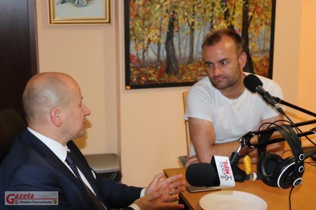 Audycja z posłem RP – Bartłomiejem Wróblewskim