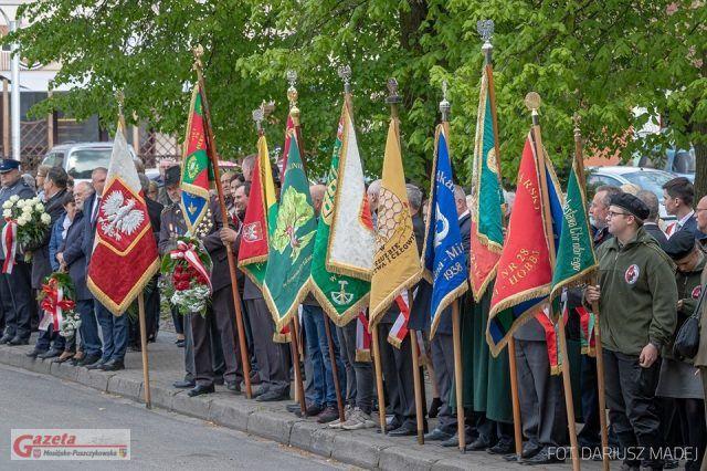 228. rocznica uchwalenia Konstytucji 3 Maja - uroczystości w Mosinie