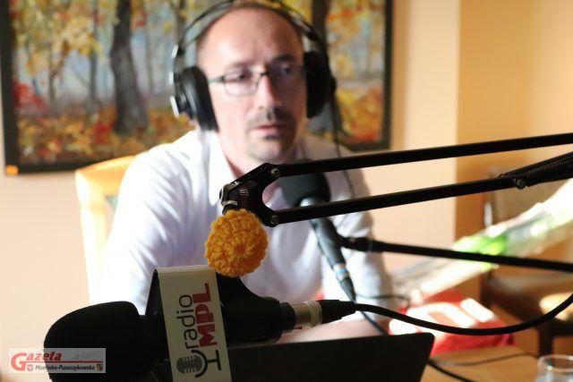 Marcin Ługawiak w Radio MPL