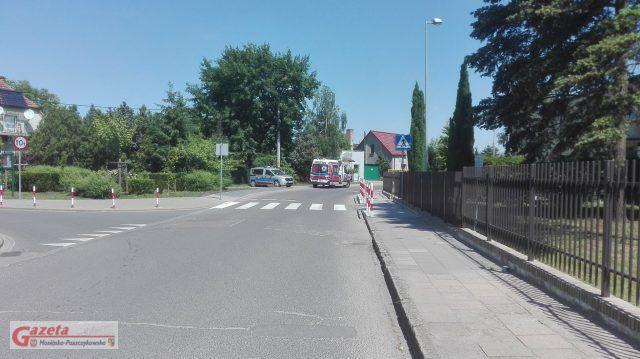 iterwencja straży miejskiej w Mosinie