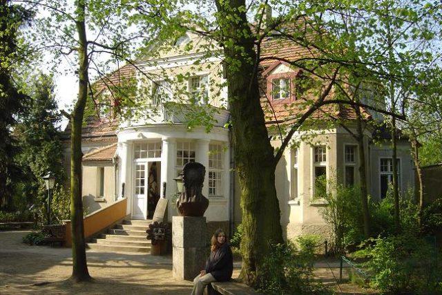 Muzeum-Pracownia Literacka Arkadego Fiedlera w Puszczykowie
