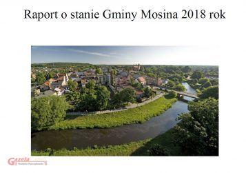 raport o stanie gminy Mosina