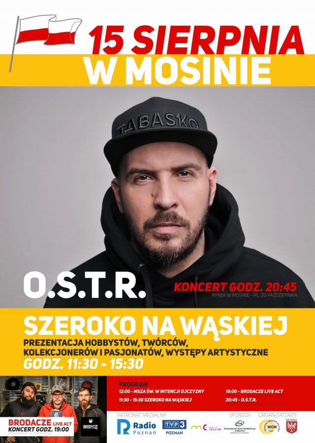 15 sierpnia w Mosinie - O.S.T.R.