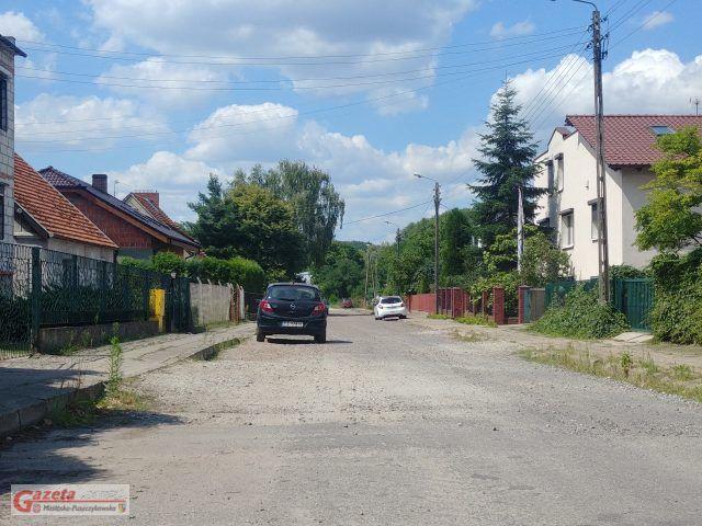 Mosina, ulica Łazienna