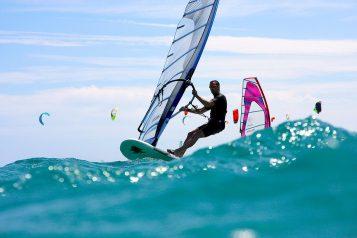 Władysławowo windsurfing