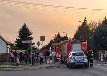 kolejny wypadek na strzeleckiej w Mosinie