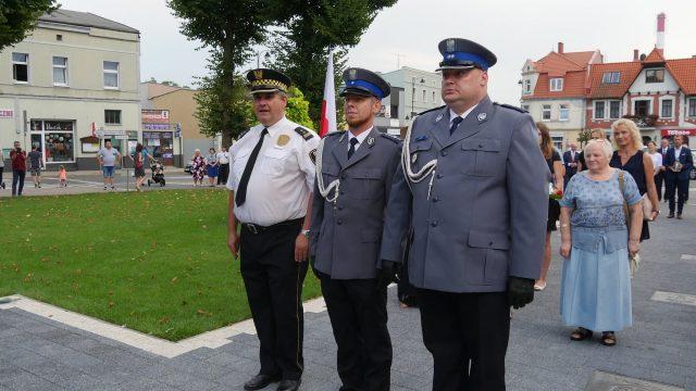 80. rocznica wybuchu II wojny światowej - uroczystości w Mosinie