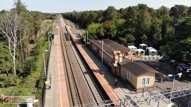 Dworzec w Puszczykowie