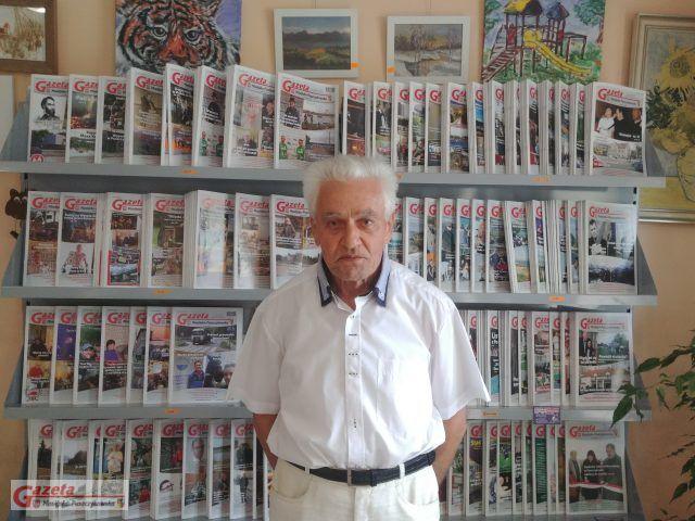 Stefan Bartkowiak w redakcji GMP