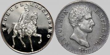 srebrne monety jakie warto kupować