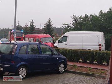 czołówka busów w Krośnie
