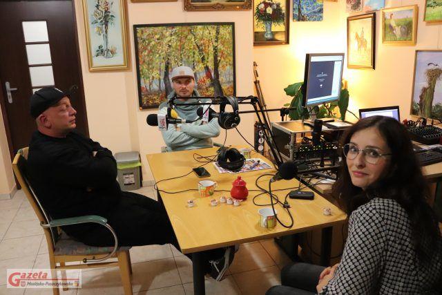 Ewa Kazimierska w wywiadzie z gośćmi Radia MPL
