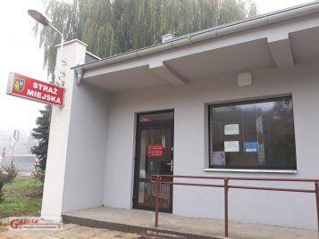 Nowa siedziba Straży Miejskiej zlokalizowana przy ul. Poznańskiej 1 w Puszczykowie
