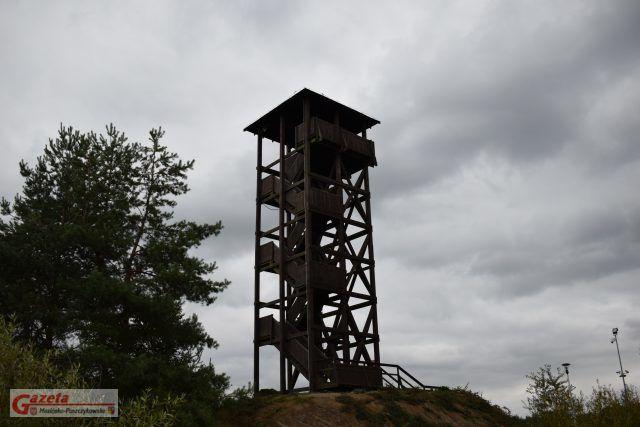 Wieża widokowa Mosina Pożegowo