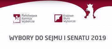 wybory 2019 - PKW - oficjalne wyniki