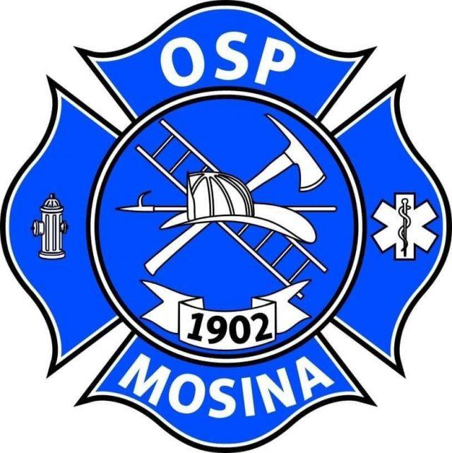 Ochotnicza Straż Pożarna w Mosinie - logo