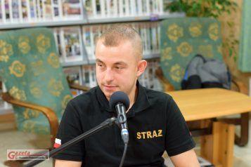 Maciej Bartłomiejczyk OSP Mosina