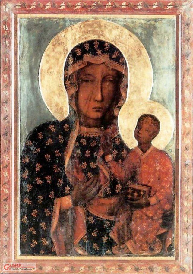 Matka Boża Częstochowska - Obraz Jasnogórski