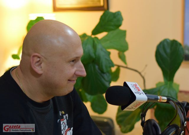Tomasz Rybarczyk OSP Mosina