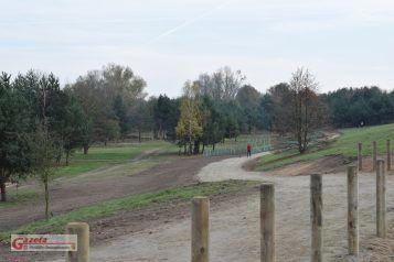 Zakole Warty Puszczykowo - ścieżki pieszo-rowerowe