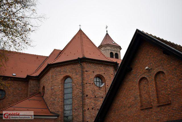 kościół Św. Mikołaja w Mosinie