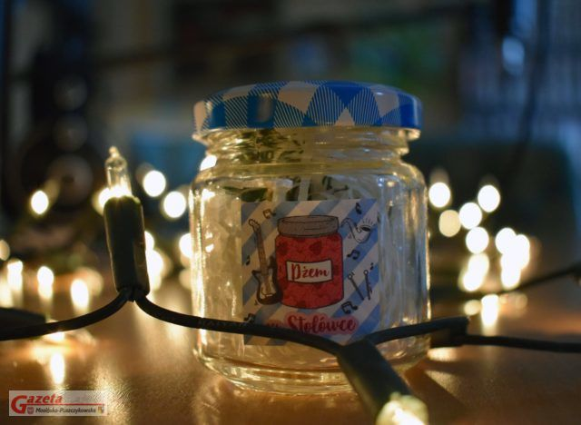 Muzyczny przysmak z dżemowej spiżarni - Dżem w Stołówce