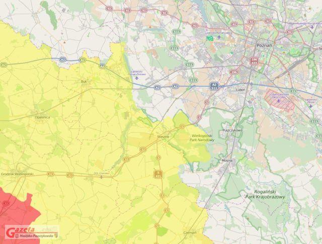 Mapa ASF 03.01.2020 r.