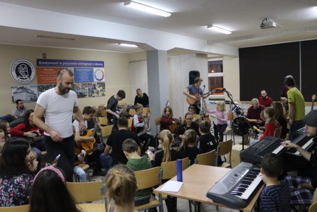 Dżem w stołówce - Szkoła Podstawowa nr 1