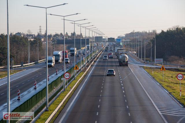 autostradowa obwodnica Poznania ma trzy pasy - Autostrada Wielkopolska S.A.