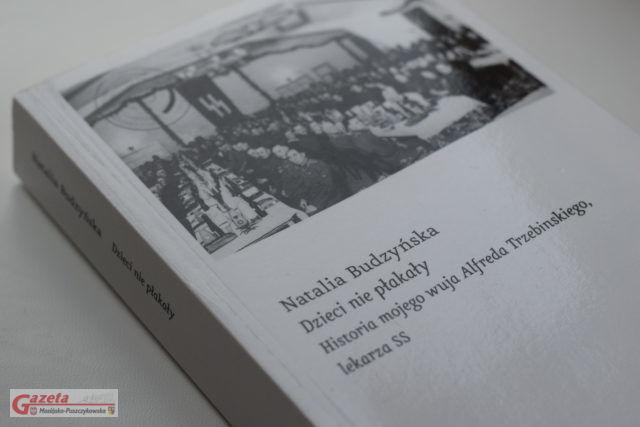 """""""Dzieci nie płakały"""" - książka autorstwa Natalii Budzyńskiej"""
