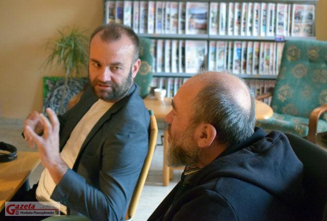 Piotr Milewski i Tomasz Budzyński