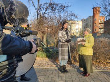kipa telewizyjna nad Kanałem Mosińskim - Ukryte skarby