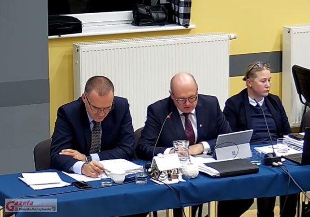 XX sesja Rady Miejskiej w Mosinie w dniu 12 grudnia 2019 r