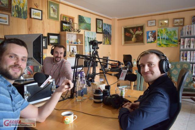 audycja z Kamilem Wojtko