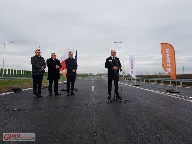oficjalne otwarcie drogi s5 Poznań-Wrocław
