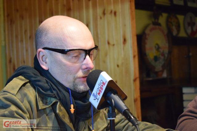Piotr Szelągowski - Prezes Wielkopolskiego Stowarzyszenia Kresowego i propagator strzelectwa
