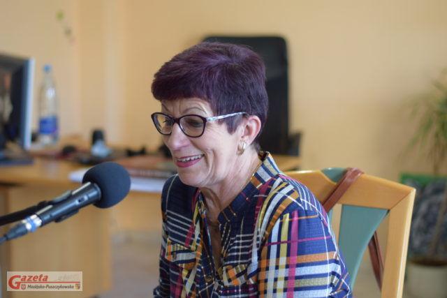 Regina Zajączek- audycja Radia MPL