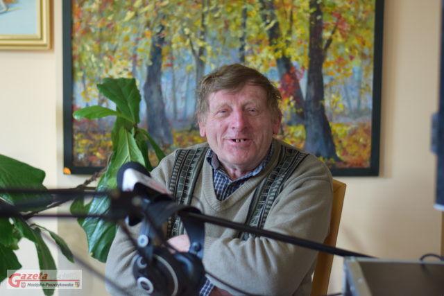 Wiktor Cegiełka - audycja Radia MPL