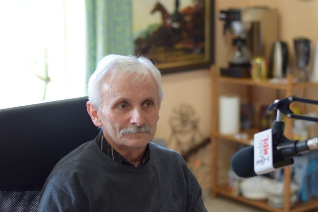 Bogdan Anioła - audycja Radia MPL