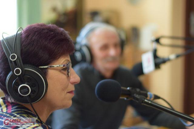 Regina Zajączek i Bogdan Anioła - audycja w Radiu MPL